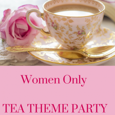 Tea Theme Party's